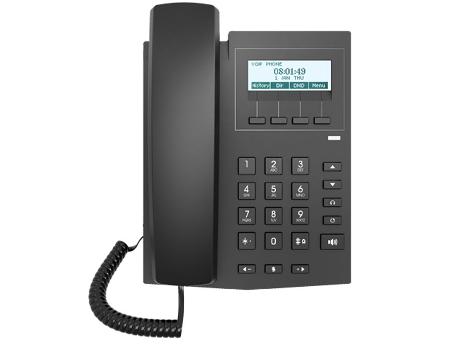 Fanvil 2SIP Line Entry Level VoIP Phone | X1P